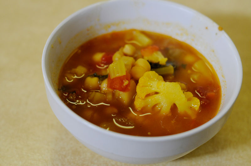 Image of Chickpea Soup